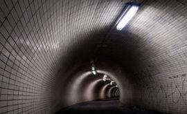Osvětlení tunelů