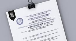 Certifikáty a deklarace