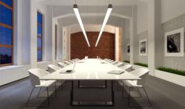 Lineární LED osvětlení