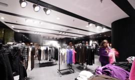 LED osvětlení pro obchody a markety